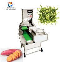 FC-306 Iceberg shred cutting machine Lettuce Cabbage spinach cutting machine