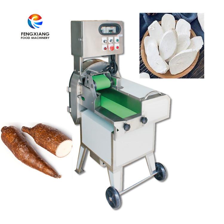 FC-306 Leafy vegetable cutting machine banana cutting machine pineapple chip cutting machine