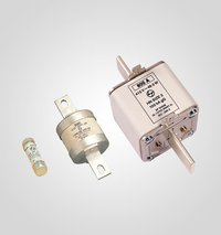 HF fuse, DIN-HN fuse, HG and HQ fuse bolted