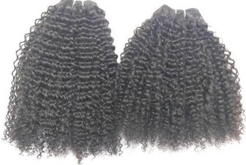 Brazilian Curly Hair Natural Black Colour