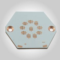 ALUMINIUM METAL CORE PRINTED CIRCUIT BOARD