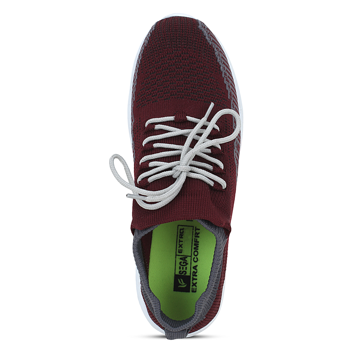 KS-11 MRN/GRY Mens Shoes