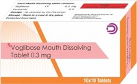 Voglibose Mouth Dissolving Tablets 0.3 mg