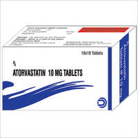 Atorvastatin Tablets 10 mg