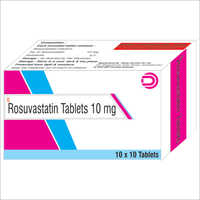 Rosuvastatin Tablets 10 mg