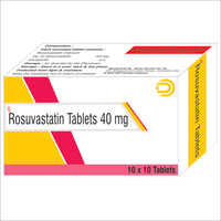 Rosuvastatin Tablets 40 mg