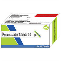 Rosuvastatin Tablets 20 mg
