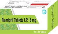 Ramipril Tablets IP 5mg