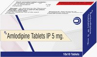 Amlodipine Tablets IP 5 mg