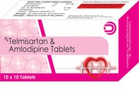 Telmisartan and Amlodipine Tablets