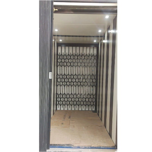 Elevator Collapsible Door