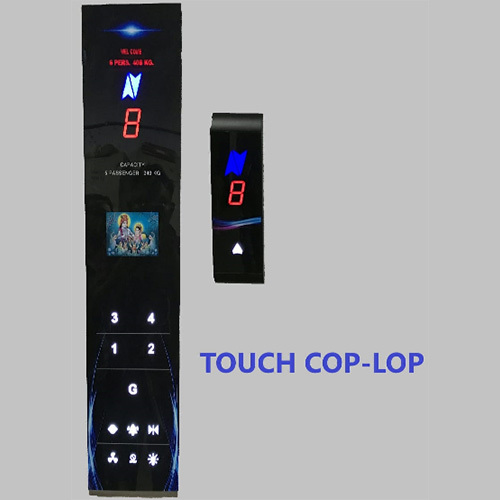 Elevator Touch Cop Lop