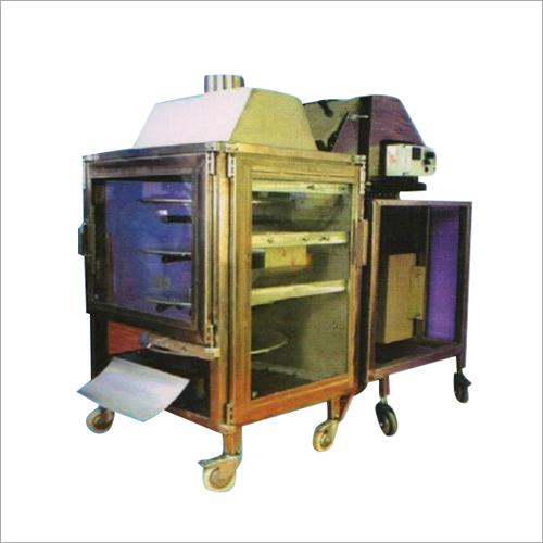 Multi Tawa Type Semi Automatic Chapati Making Machine