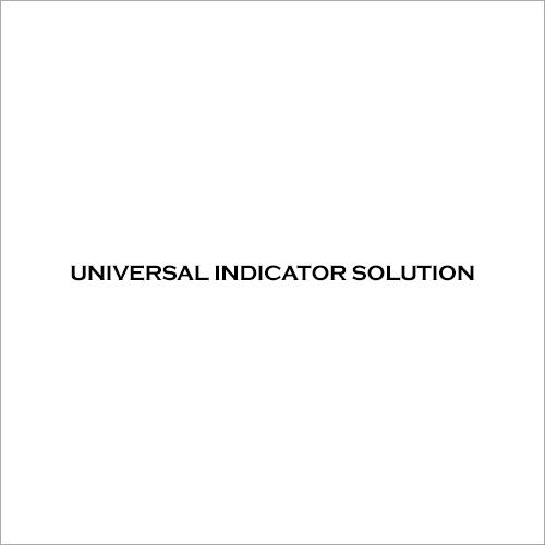 Universal Indicator Solution