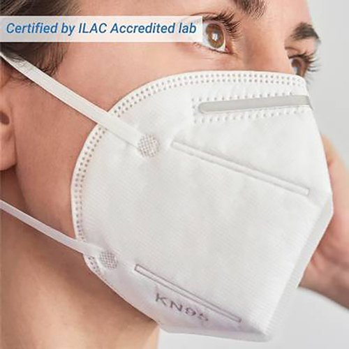 Safies KN95 Certified Protective Face Mask