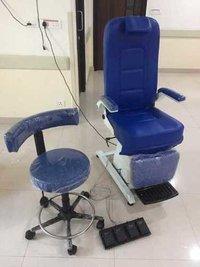 Ent diagnostic chair