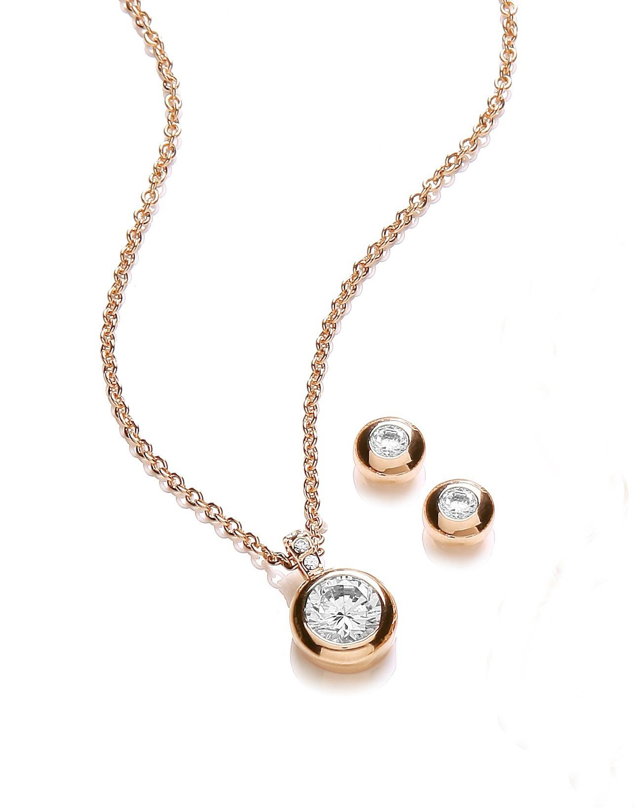 Silver Earring Set