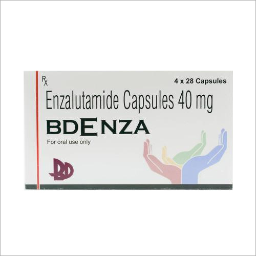 Bdenza 40mg Capsules Pack -112'S ( Enzalutamide 40mg Capsules - Bdr ), Treatment: Prostate Cancer