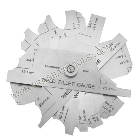 Welding Fillet Gauge