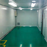 Pharmaceutical Modular Clean Room