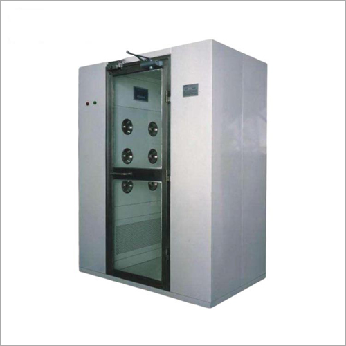 Stainless Steel Clean Room Air Shower