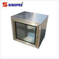 UV Lamp Transfer Window Air Shower Pass Box