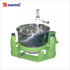 Industrial Three Foot Centrifuge For Solid Liquid Separation