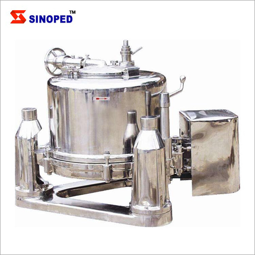 Manual Upper Discharge Three Foot Centrifuge