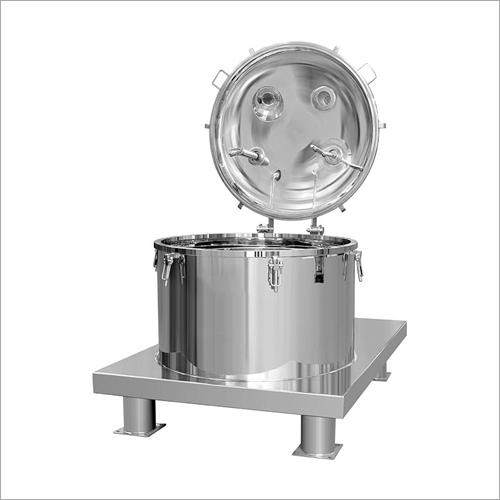 380V High Efficiency Centrifuge With Voltage Motor