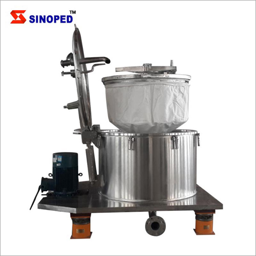 PD Series Industrial Lifting Bag Centrifuge
