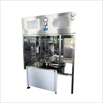 Automatic Vial Bottle Filling And Capping Machine