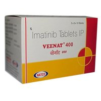 Veenat 400 Tablet (Imatinib (400mg) - Natco Pharma Ltd)