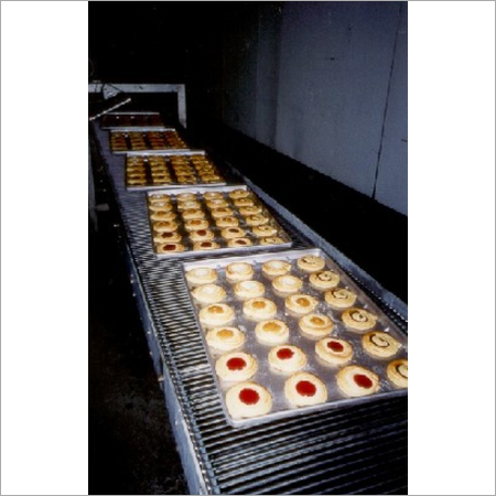 Industrial Ovens Conveyor