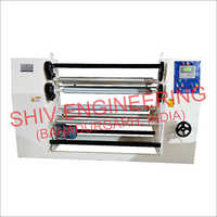 High Speed Tape Slitting Machine