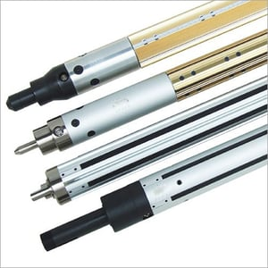 Air Expanded Shafts