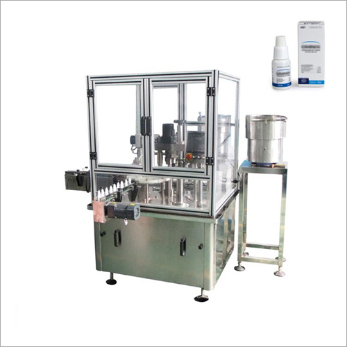 Plastic Bottle Automatic Eye Drop Filling Capping Machine