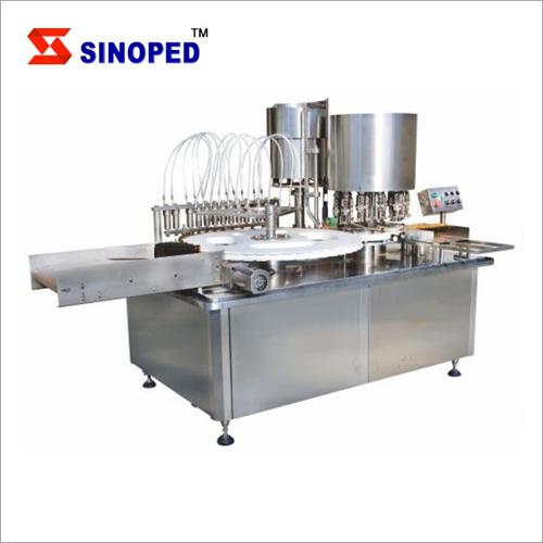 Oral Liquid Filling Machine