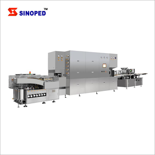 Stoppering Capping Machine