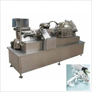 Automatic Vial And Ampoule Filling Sealing Machine