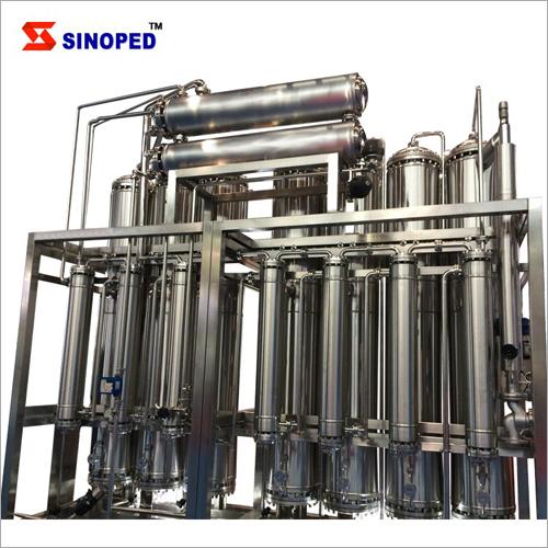 1000L PH Reverse Osmosis Borehole Water Treatment Plant