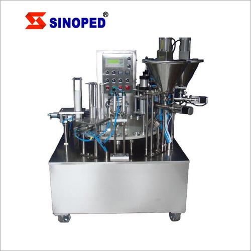 Automatic Coffee Capsule Powder Filling Machine