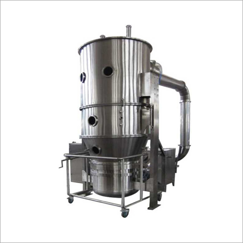 500L Vertical Fluid Bed Granulating Drier Machine