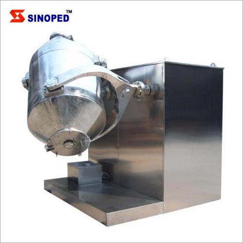 Factory Supplies Series Three Dimensions Mixer Machine