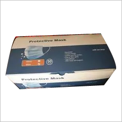 Protective Mask With Ear Loop