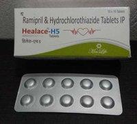 Ramipril & Hydrochlorthiazide Tablets IP