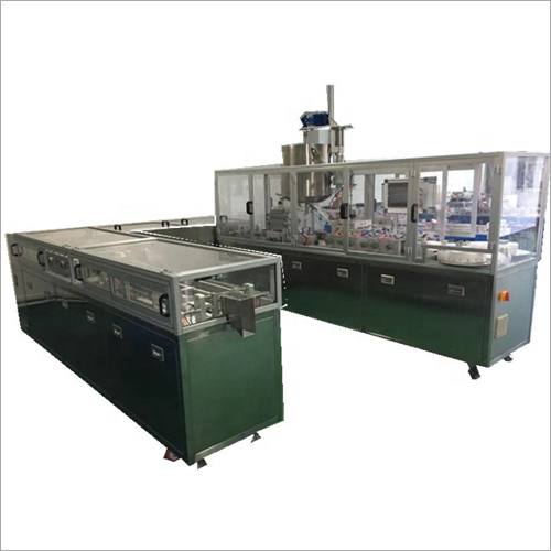 Suppository Production Line Filling Machine