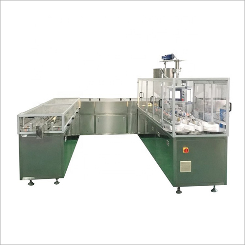 Automatic Suppository Filing Production Line Machine