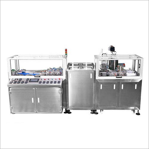 Automatic Suppository Filling Equipment Machine