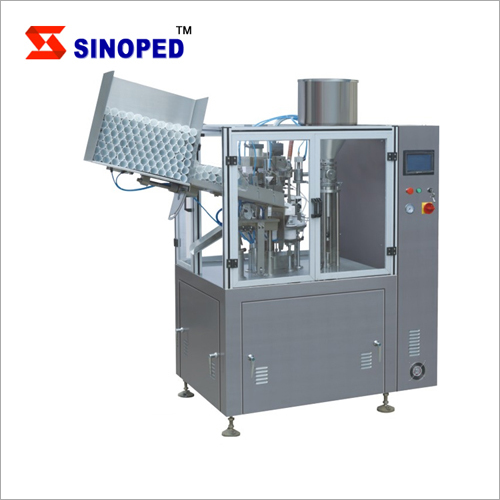 Fully Automatic Ultrasonic Plastic Tube Cream Filling Machine