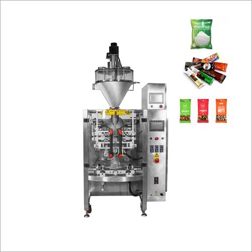 Semi Auto Powder Filling Machine